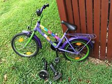 Boys/girls 16 inch bicycle in g cond! Bardon Brisbane North West Preview