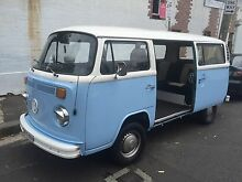 1975 Volkswagen Transporter Kombi - 2nd owner Glebe Inner Sydney Preview