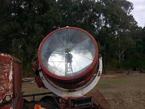 1942 World War 2  ANTIAIRCRAFT SEARCHLIGHT 60inch Rouse Hill The Hills District Preview