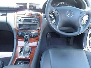 2003 Mercedes-Benz C180 AUTOMATIC, LOW K's & LONG REGO STUNNING!! Southport Gold Coast City Preview