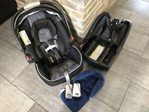 Graco SnugRide Click Connect 35 - Onyx Infant car seat