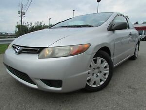 2006 Honda Civic DX-G MAN. A/C GR ELECTRIQUE!!
