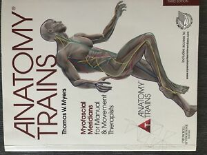 Livre Anatomy Trains par Thomas Myers