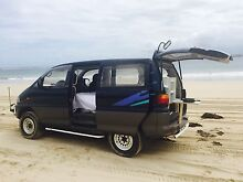 AUTO 4X4CAMPERVAN 140km-BED-6m Rego--5 seats-KITCHEN--Fully equip Sydney City Inner Sydney Preview