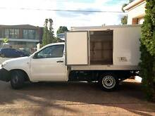 FOOD, TRANSPORT, DELIVERY Refridgerated Vehicle TRUCK/VAN/CAR Elsternwick Glen Eira Area Preview