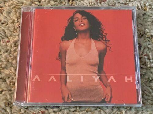 [ORIGINAL PRESSING!!] Aaliyah [Bonus Track] SELF TITLED (CD Jul-2001)