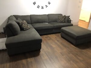 Large Sectional Like New