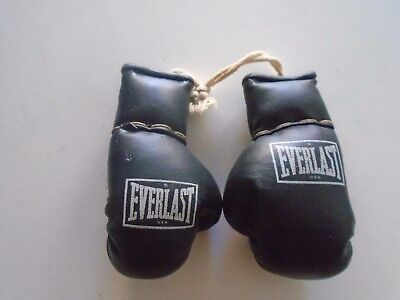 "EVERLAST BOXING GLOVES MINIATURE 3"" REPLICA MAKES A KNOCKOUT SOUVENIR"