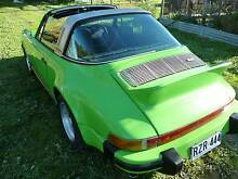1974 PORSCHE 911 CARRERA TARGA (MATCHING NO'S AND AUS DELIVERED) Hahndorf Mount Barker Area Preview