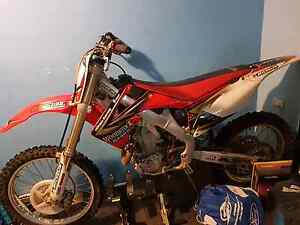 For sale  crf450 2009 model Macquarie Fields Campbelltown Area Preview