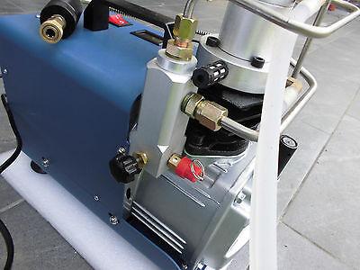 Pressluft Kompressor Hochdruckkompressor Paintball HPA bis 300 Bar/4500PSI *NEU*