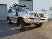 Toyota LandCruiser 6 cyl DIESEL 1998 Cleveland Redland Area Preview