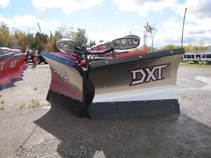 2019 BOSS 8ft 2in DXT Stainless V-Blade Plow