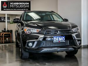 2018 Mitsubishi RVR Excluse scarborough mitsubishi leather awc c