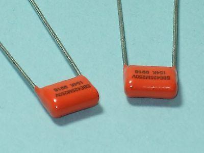 2pk - .15uf250v Orange Drop Film Capacitors