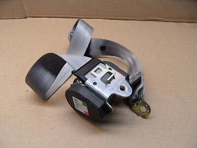 Audi A6 4f C6 Seat Belt Belt Rear Centre 4f0857807g/4f0 857 807 G