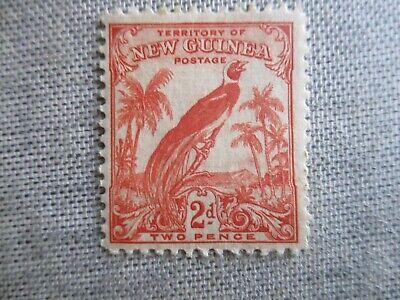 New Guinea, Scott#33, MH