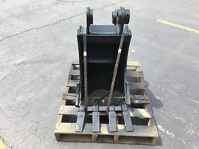 New 16 Case Cx57c Heavy Duty Excavator Bucket