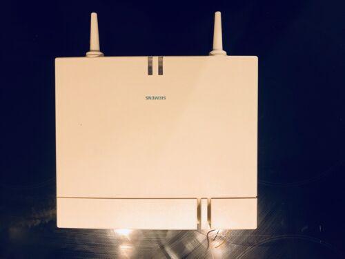 Siemens HiPath BS4 Sender BS 4  für HiPath Cordless DECT gebraucht vergilbt