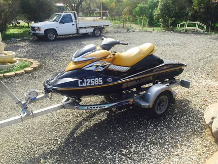 2006 rxp seadoo supercharged  North Adelaide Adelaide City Preview