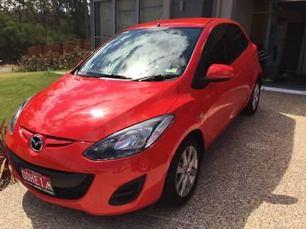 2014 Mazda Mazda2 Hatchback Coomera Gold Coast North Preview