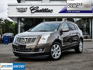 2015 Cadillac SRX Premium, All Wheel Drive, Sunroof, One Owner