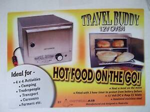 TRAVEL BUDDY  12v portable oven St Helens Break ODay Area Preview
