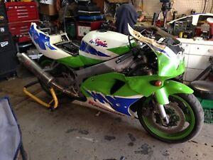 750 ninja parts bike
