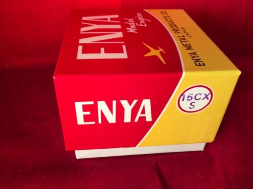 ENYA 15CX S STUNT ENGINE  NIB