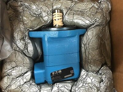 New Vickers 382074-4 Eaton Hydraulic Vane Pump V10 1s5s 1d20