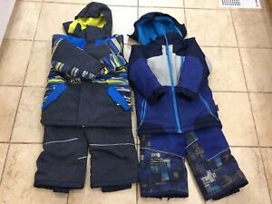 Boys Monster snow suite size 6 and 7