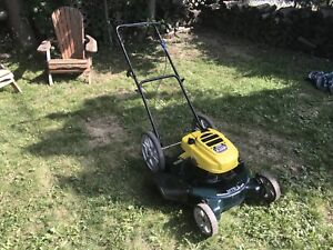 MTD Yard Machine lawnmower. All tuned up and ready to go.