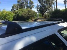 Ford Falcon roof racks genuine ba bf Woodvale Joondalup Area Preview