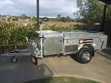 Camper Trailer Ecomate Explorer ST Hard Floor Camper Idalia Townsville City Preview