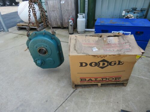 DODGE SPEED REDUCER TA8407H RATIO 24.97 P/N 908001 NEW IN BOX