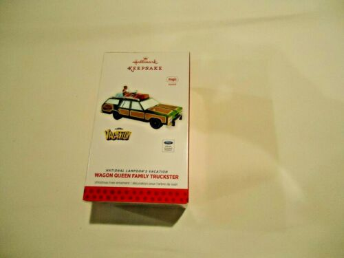2013 Hallmark National Lampoons Vacation Wagon Queen Family Truckster