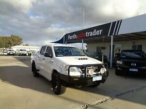 2014 TOYOTA HILUX SR 4X4 DUAL CAB ONE OWNER !!!!! Kenwick Gosnells Area Preview