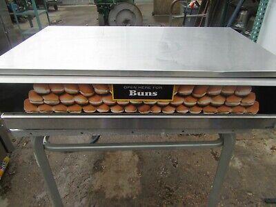 A44 Star Bun Warmer Sst 53a 120v Hot Dog Bun Warmer Free Shipping