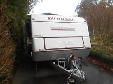 2005 Windsor Crown Caravan Macclesfield Mount Barker Area Preview