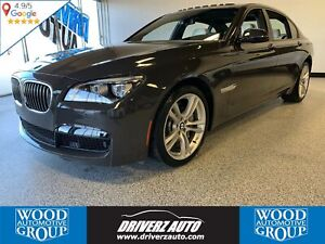 2015 BMW 750 Li xDrive TWO SETS OF TIRES, ONE OWNER, CLEAN CA...