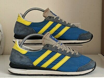 Adidas Marathon 85 used trainers size 8 deadstock originals