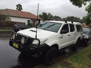 2012 hilux 4x4 Lidcombe Auburn Area Preview