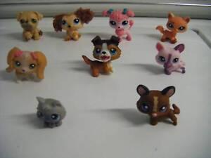 LITTLEST PET SHOP-POPULAR CATS & DOGS...$10 EACH