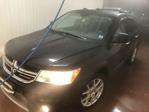 2014 Dodge Journey 7 passenger loaded all wheel
