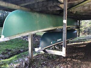 13' Coleman Canoe