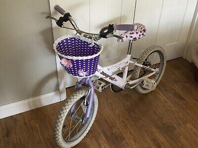 """Concept JNR Girls 16""""wheel Bike"""