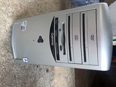 Gateway Desktop PC 831GM Pentium 4 630 (3.00 GHz)