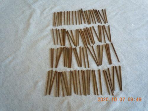 100 Antique Square Nails