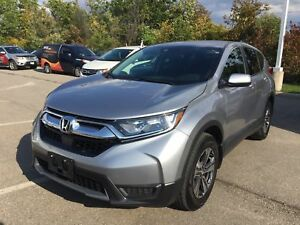 2018 Honda CR-V LX AWD | NO ACCIDENTS | HONDA SENSING