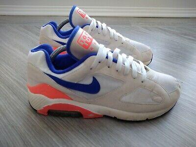 Nike Air Max 180 size uk 7. 90 87 98 97 ultramarine...